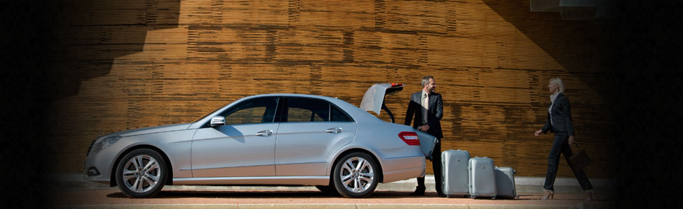 Luxury Silver Taxi Melbourne